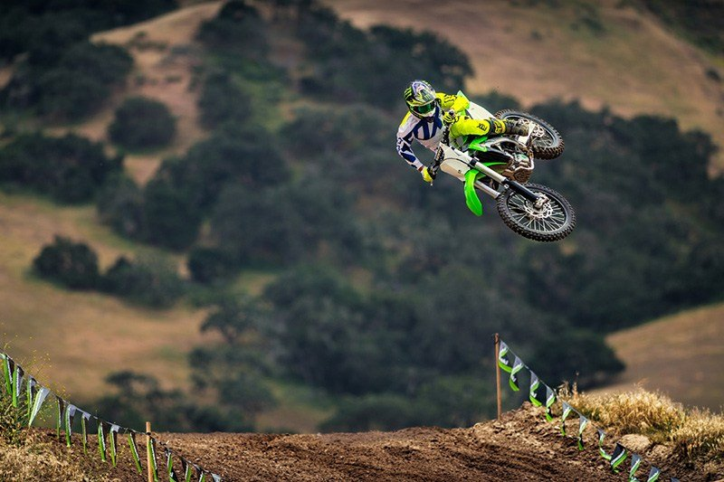 2018 Kawasaki KX 450F in Ukiah, California - Photo 13