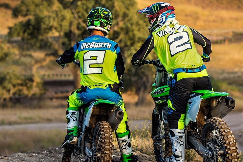 2018 Kawasaki KX 450F in New Haven, Connecticut - Photo 16
