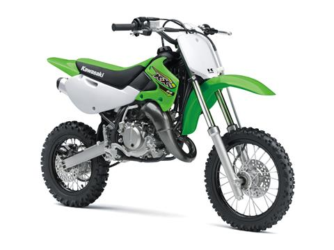 2018 Kawasaki KX 65 in Decorah, Iowa