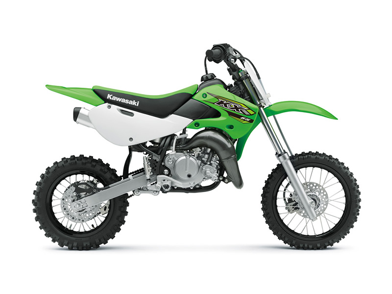 2018 Kawasaki KX 65 in Paw Paw, Michigan