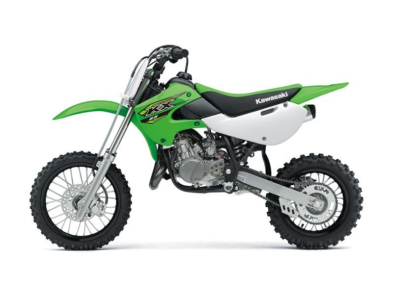 2018 Kawasaki KX 65 in Waterbury, Connecticut