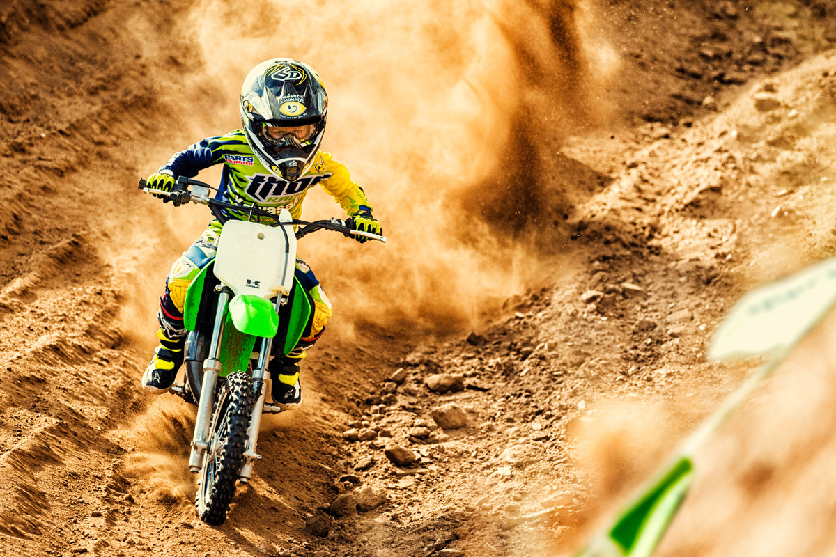 2018 Kawasaki KX 85 in Dubuque, Iowa