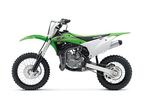 2018 Kawasaki KX 85 in Northampton, Massachusetts