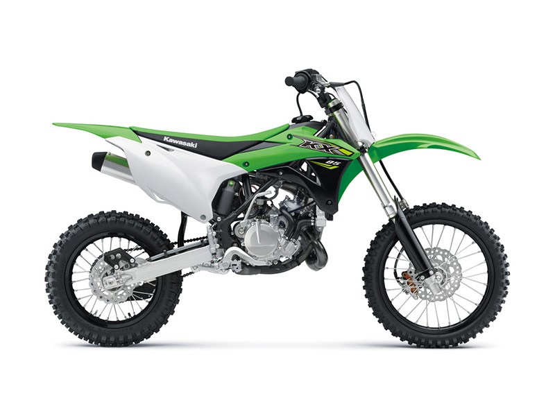 2018 Kawasaki KX 85 in Barre, Massachusetts