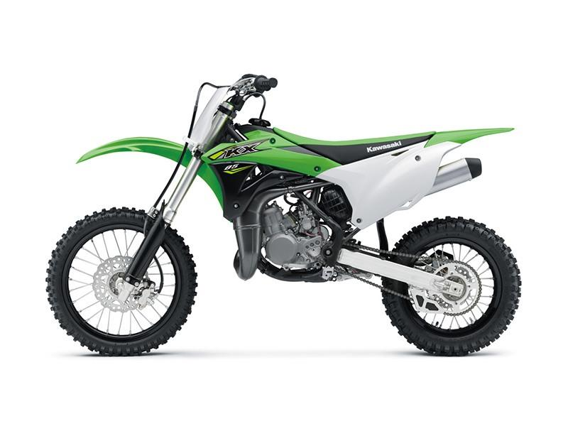 2018 Kawasaki KX 85 in South Haven, Michigan - Photo 2