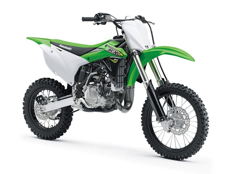 2018 Kawasaki KX 85 in Fairfield, Illinois