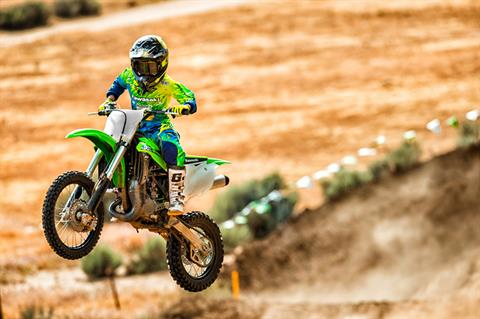 2018 Kawasaki KX 85 in Wilkes Barre, Pennsylvania