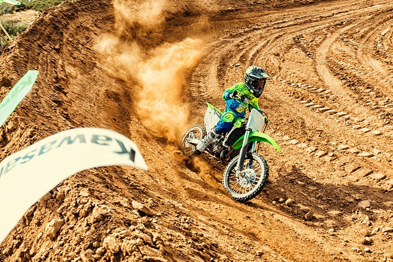 2018 Kawasaki KX 85 in Littleton, New Hampshire