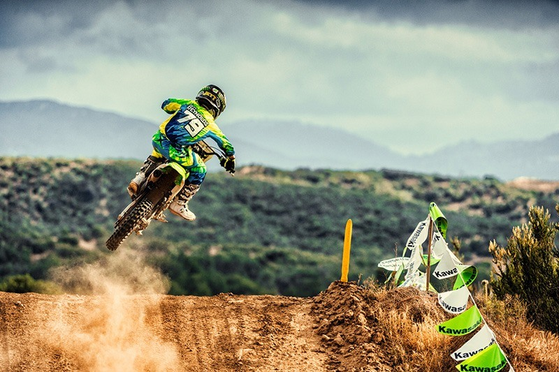 2018 Kawasaki KX 85 in Sacramento, California