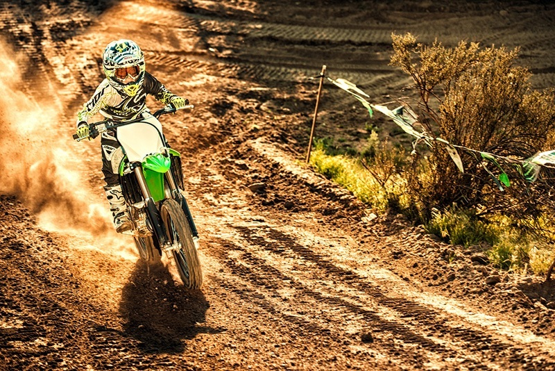 2018 Kawasaki KX 85 in Gaylord, Michigan
