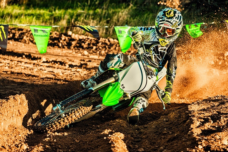 2018 Kawasaki KX 85 in Bolivar, Missouri - Photo 8