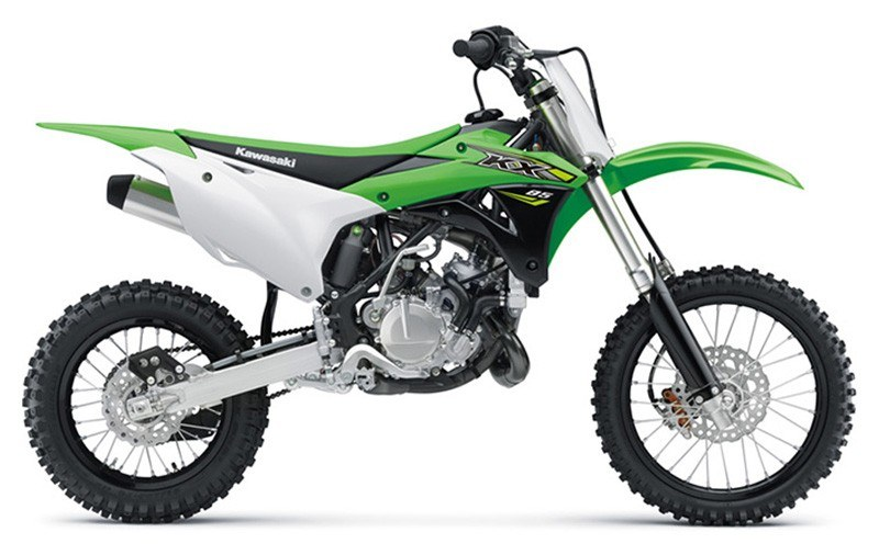 2018 Kawasaki Kx 85 In Brilliant Ohio
