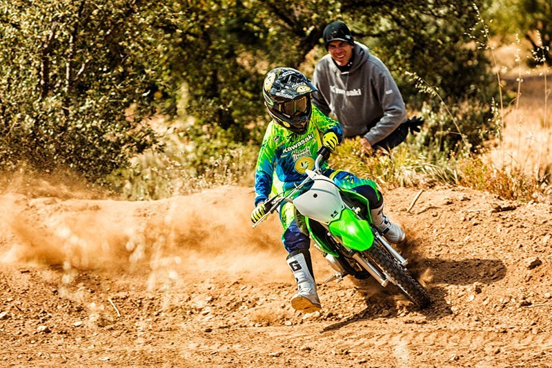 2018 Kawasaki KLX 110 in Albuquerque, New Mexico - Photo 4