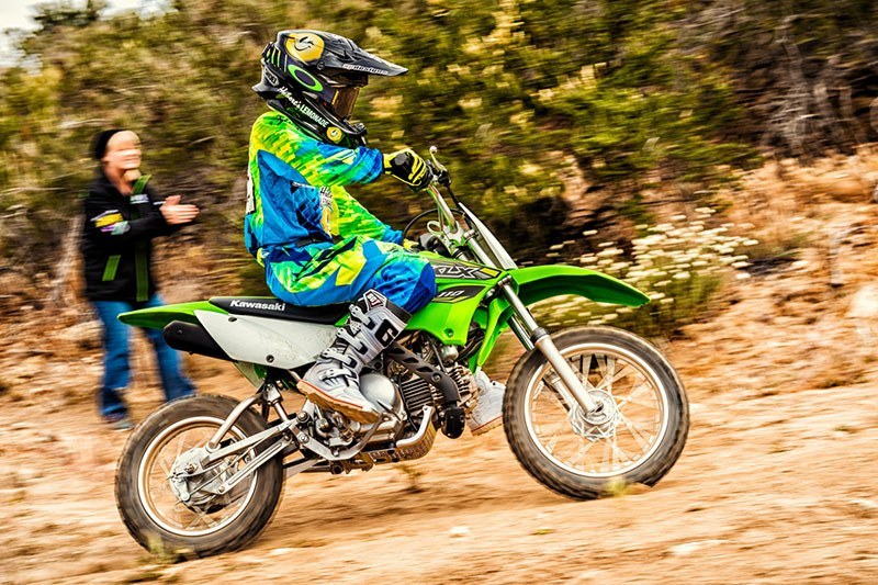 2018 Kawasaki KLX 110 in La Marque, Texas - Photo 5