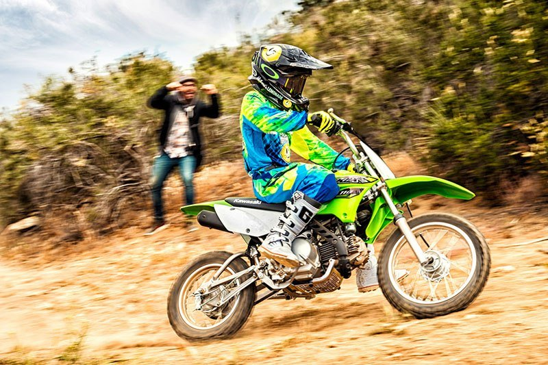 2018 Kawasaki KLX 110 in La Marque, Texas - Photo 7