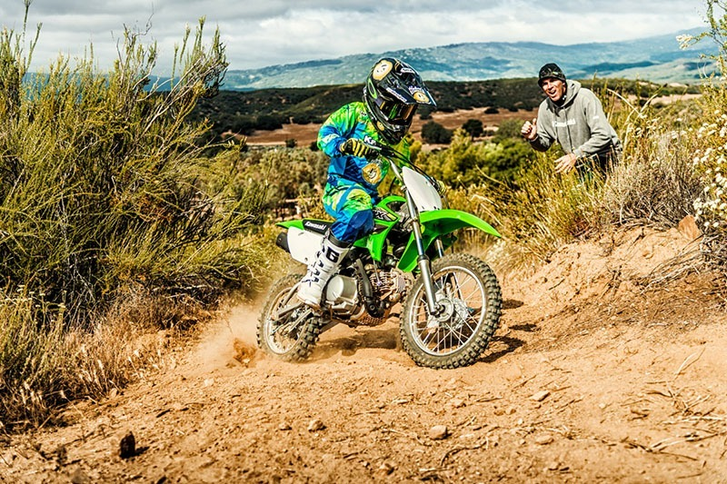 2018 Kawasaki KLX 110 in Sierra Vista, Arizona - Photo 10