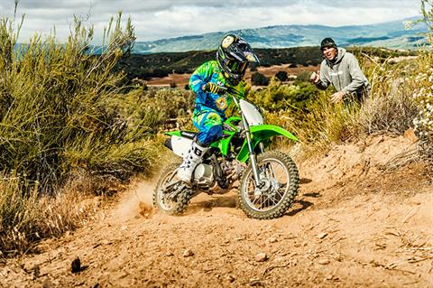 2018 Kawasaki KLX 110 in Albuquerque, New Mexico - Photo 10