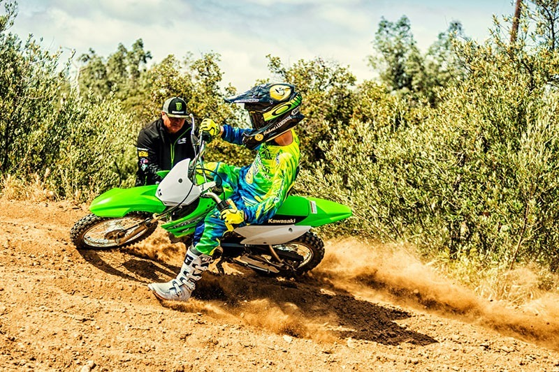 2018 Kawasaki KLX 110 in La Marque, Texas - Photo 11