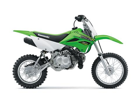 2018 Kawasaki KLX 110L in Adams, Massachusetts