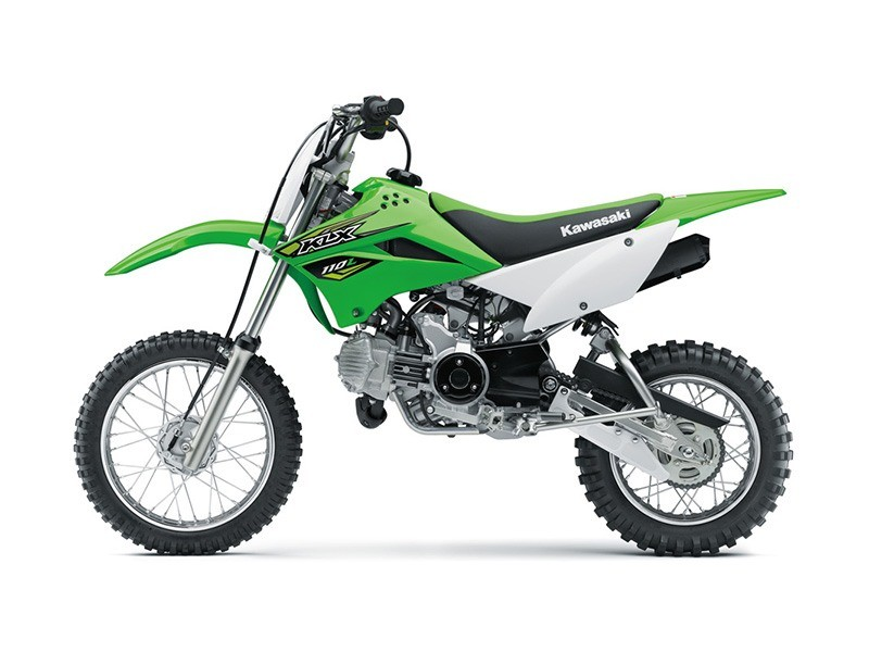 2018 Kawasaki KLX 110L in Baldwin, Michigan