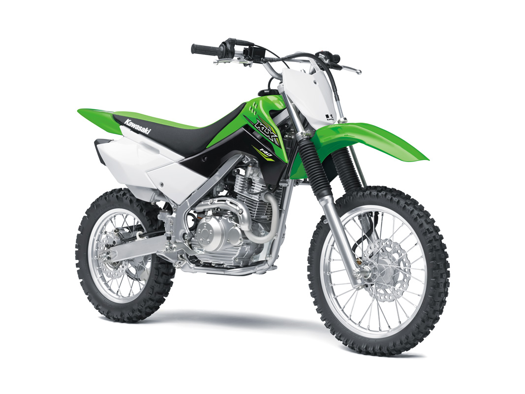 2018 Kawasaki KLX 140 in Barre, Massachusetts