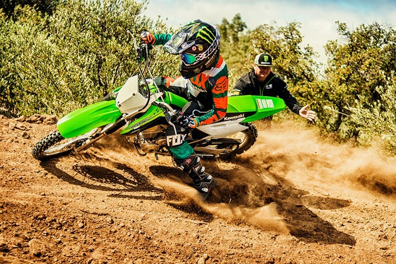 2018 Kawasaki KLX 140 in North Reading, Massachusetts - Photo 6