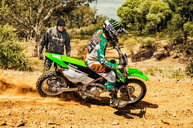 2018 Kawasaki KLX 140 in Highland Springs, Virginia