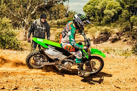2018 Kawasaki KLX 140 in La Marque, Texas - Photo 7