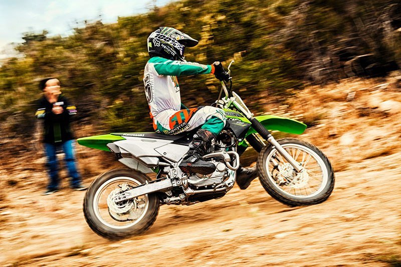 2018 Kawasaki KLX 140 in La Marque, Texas - Photo 9