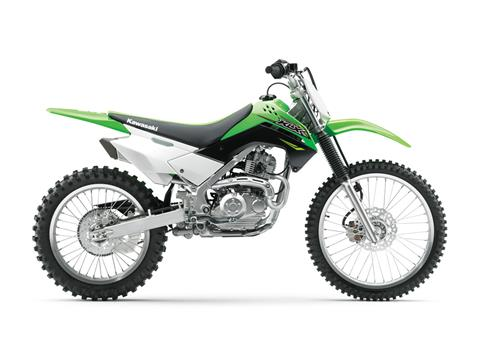 2018 Kawasaki KLX 140G in Brilliant, Ohio