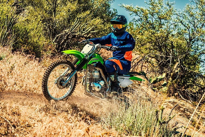 2018 Kawasaki KLX 140G in Sierra Vista, Arizona