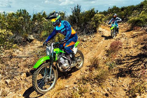 2018 Kawasaki KLX 140G in Albuquerque, New Mexico - Photo 8