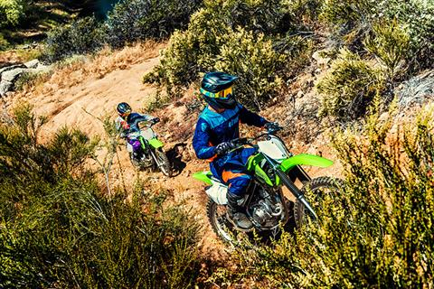 2018 Kawasaki KLX 140G in Albuquerque, New Mexico - Photo 9