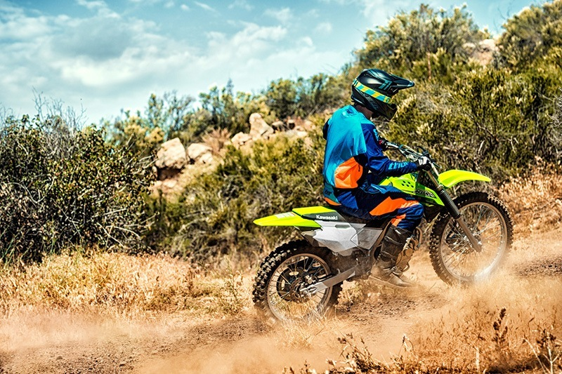 2018 Kawasaki KLX 140G in Evanston, Wyoming