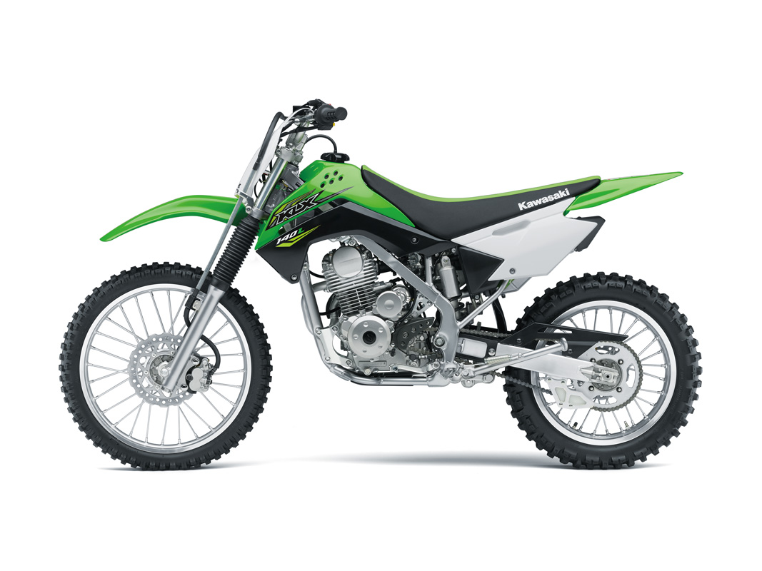 2018 Kawasaki KLX 140L in Highland, Illinois