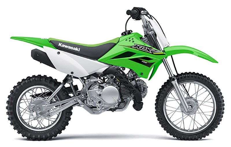 2018 Kawasaki KLX 110 in San Jose, California