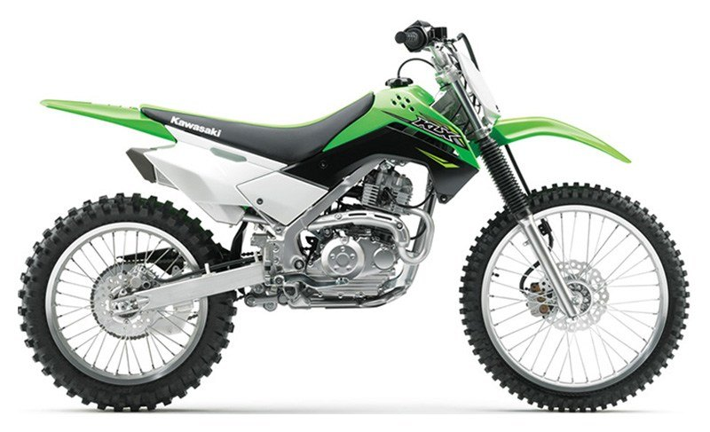 2018 Kawasaki KLX 140G in Fairfield, Illinois