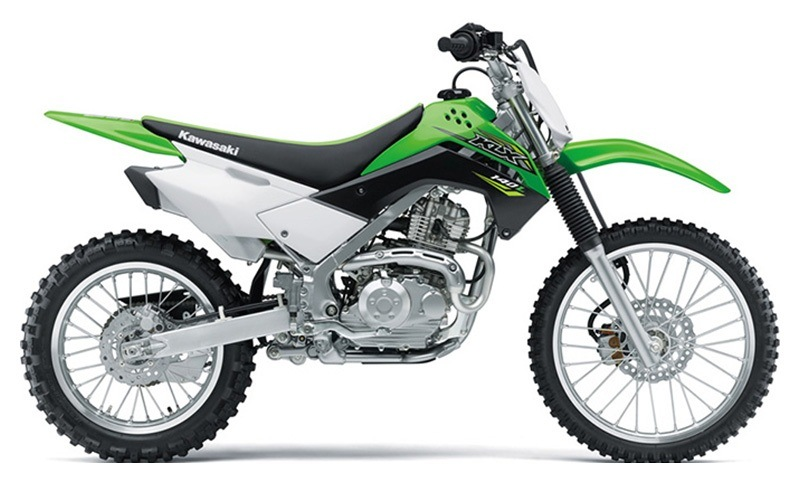 2018 Kawasaki KLX 140L in Baldwin, Michigan