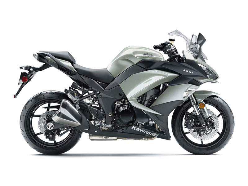 2018 Kawasaki NINJA 1000 ABS in Barre, Massachusetts