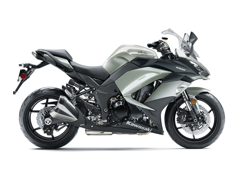 2018 Kawasaki NINJA 1000 ABS in Hollister, California