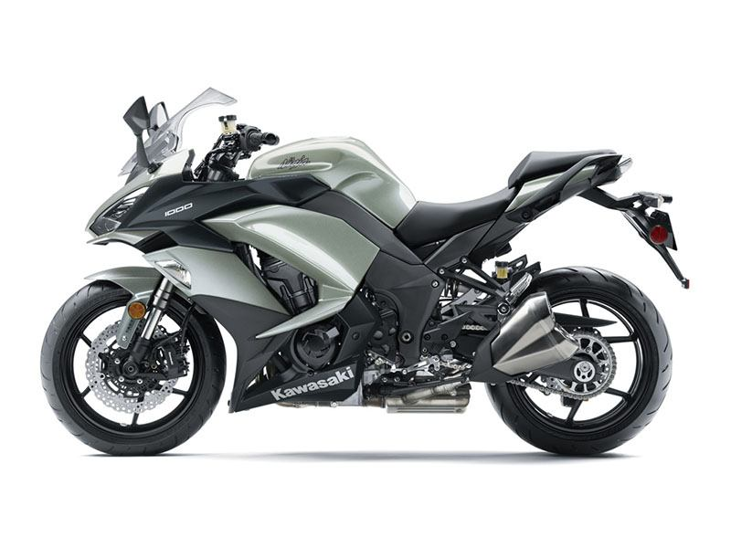2018 Kawasaki NINJA 1000 ABS in Greenville, North Carolina