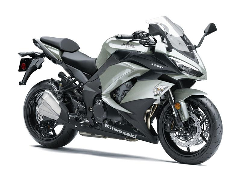2018 Kawasaki NINJA 1000 ABS in Redding, California