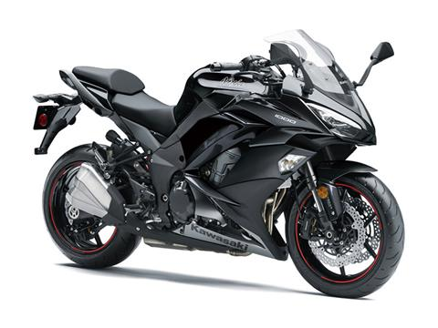 2018 Kawasaki NINJA 1000 ABS in Laconia, New Hampshire