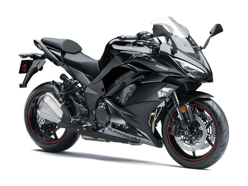 2018 Kawasaki Ninja 1000 ABS in Johnson City, Tennessee
