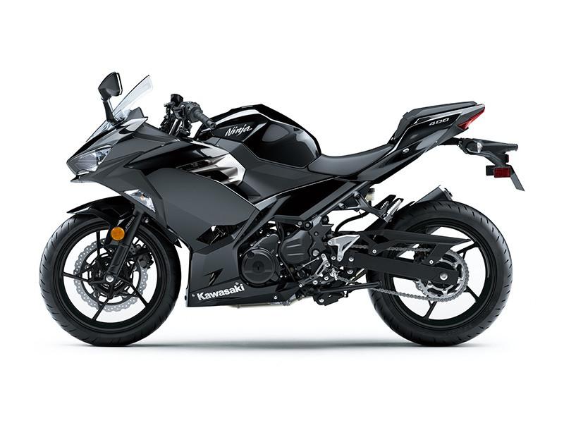 2018 Kawasaki Ninja 400 in Fairfield, Illinois