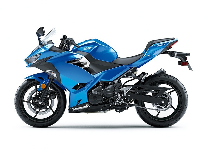 2018 Kawasaki Ninja 400 ABS in Bastrop In Tax District 1, Louisiana