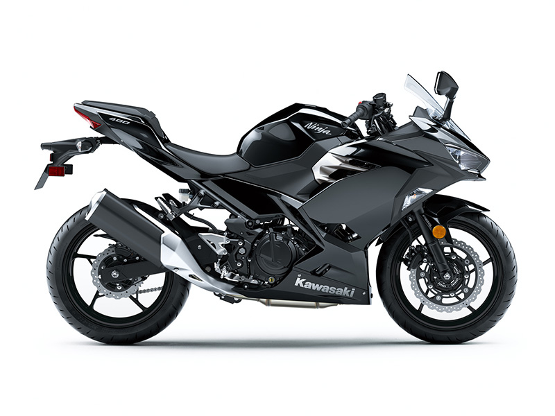 2018 Kawasaki Ninja 400 ABS in Massillon, Ohio
