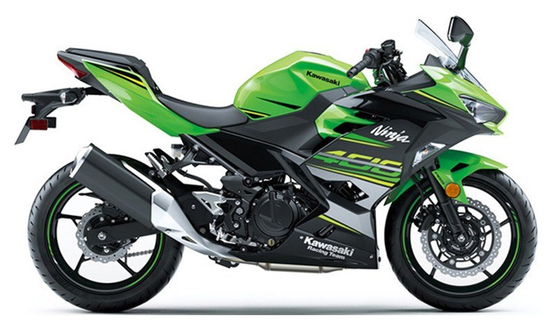 2018 Kawasaki Ninja 400 KRT Edition in Cary, North Carolina - Photo 1