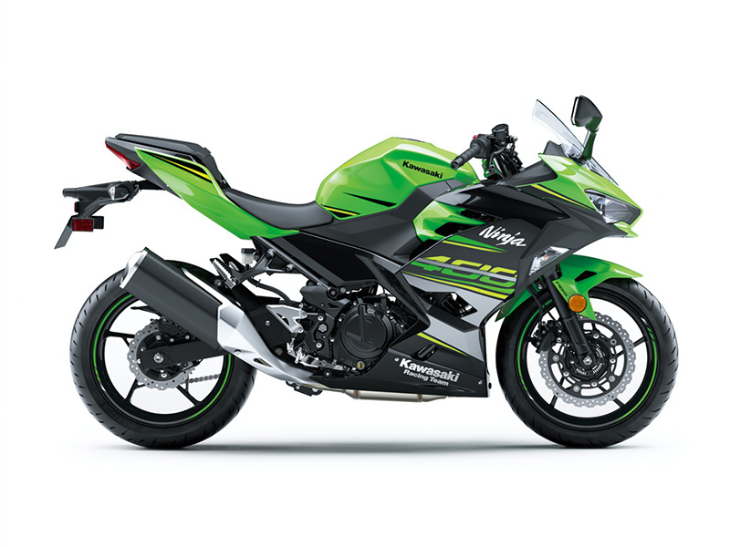 2018 Kawasaki Ninja 400 KRT Edition in Highland, Illinois