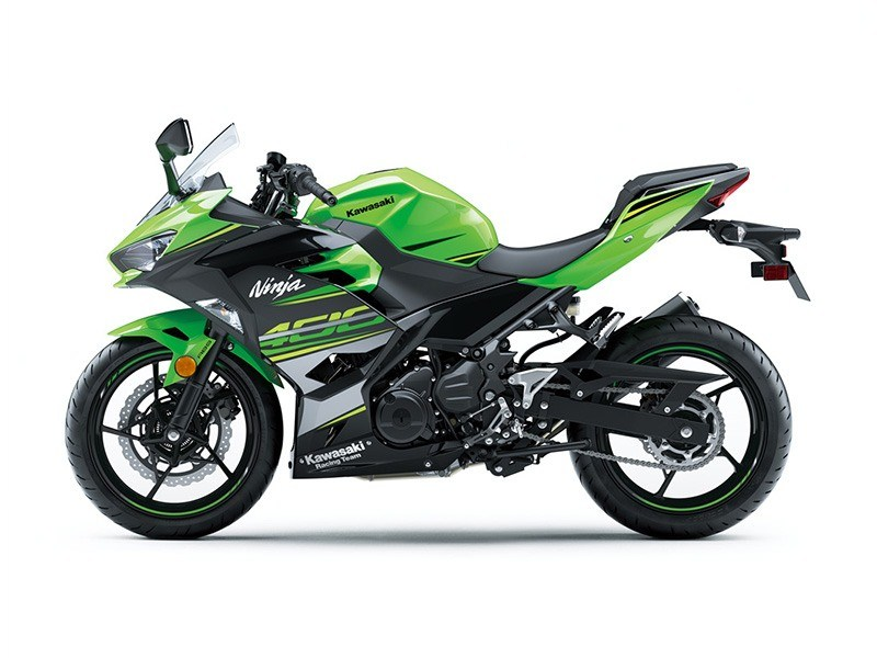 2018 Kawasaki Ninja 400 KRT Edition in Winterset, Iowa